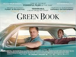 """De Filmfabriek – """"Green Book"""" – 29 maart – 15.00  uur."""