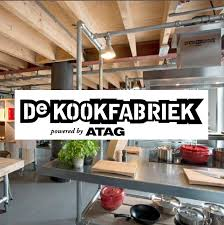 Logo De Kookfabriek ATAG