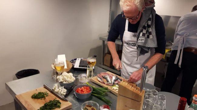 Kookrestaurant 14 maart in De Kookfabriek in Bunne!